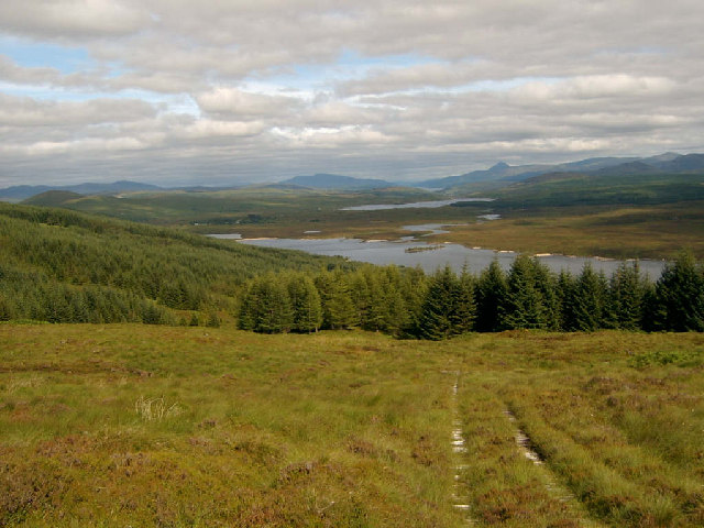 Toward Shiehallion