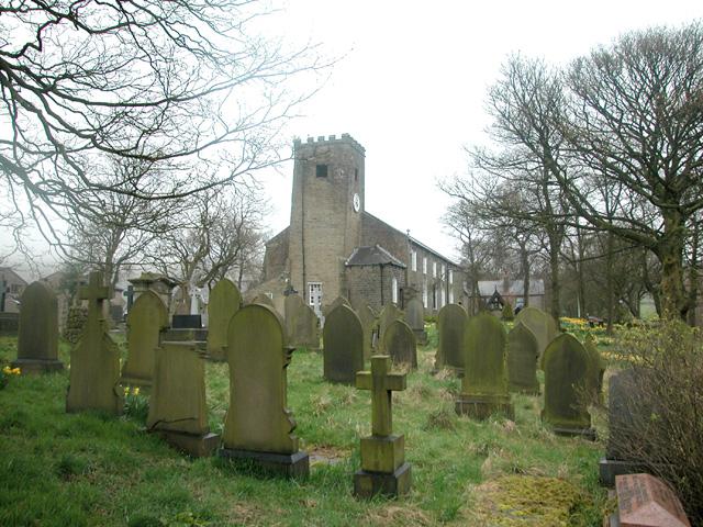Edenfield Graveyard