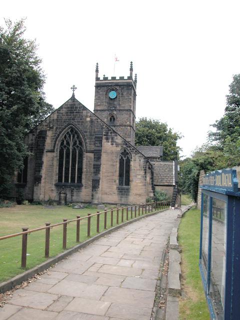 Parish Church Sandal Magna