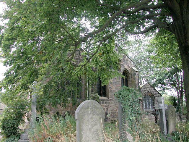St Helen's Church Graveyard