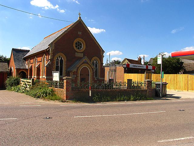 Baptist Chapel: Curridge