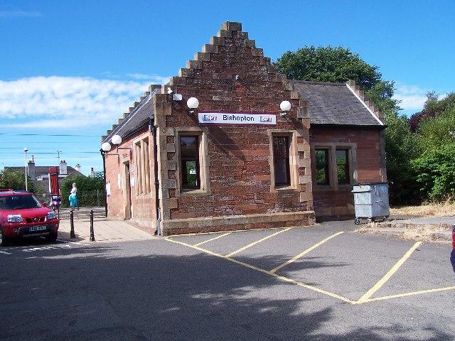 Bishopton Station