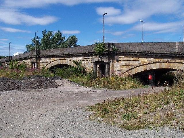 Old White Cart bridge