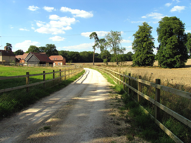 Home Farm near Winterbourne