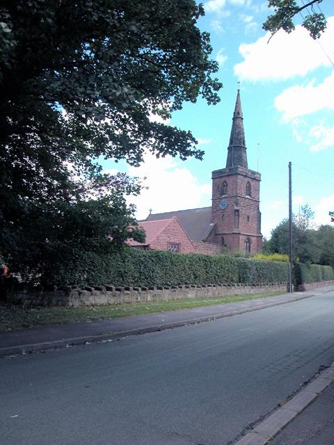 Upton Parish Church