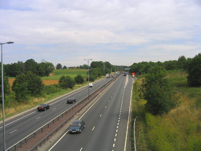A12, Brentwood, Essex