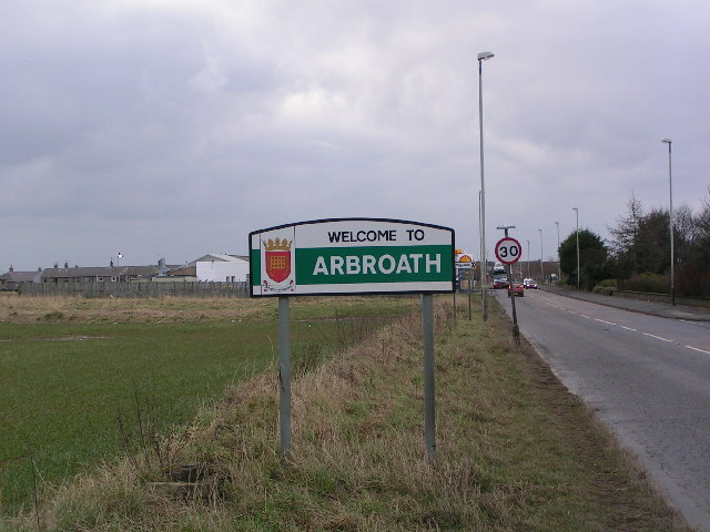 Welcome to Arbroath