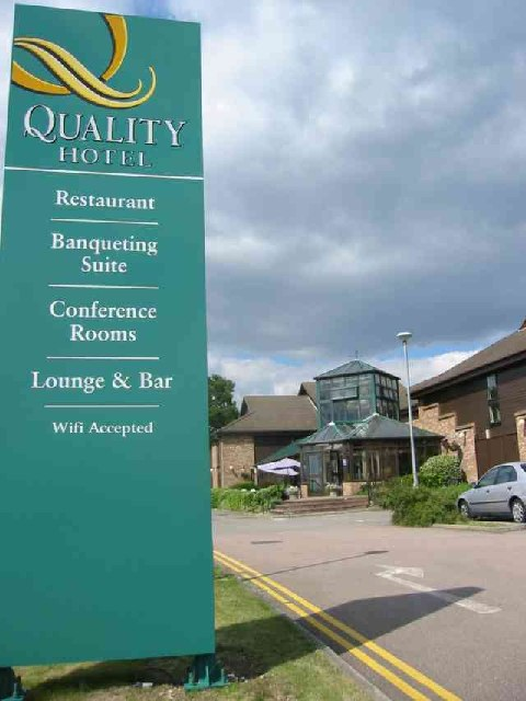 Quality Hotel  South Hatfield
