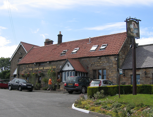 Cook & Barker Inn at Newton On The Moor