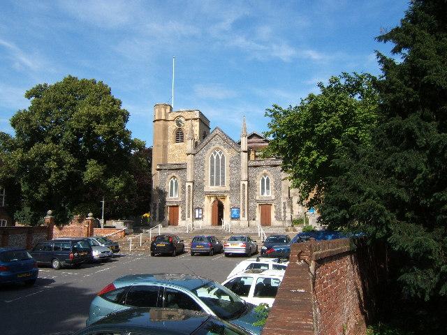 St Martin of Tours, Epsom