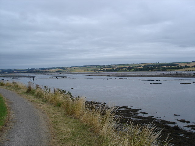 Ferry Point looking over the Cromarty Firth