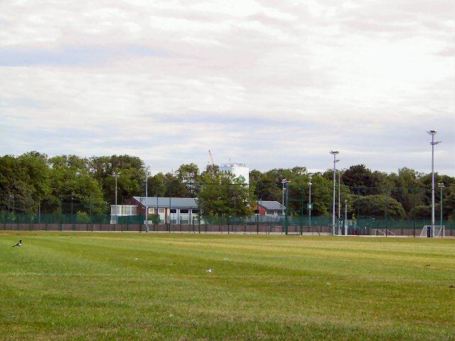 Glasgow Green Playing fields