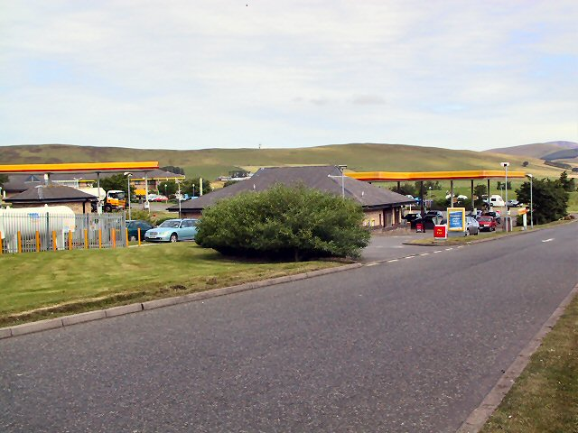 Abington Service Station