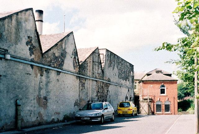 Roe Lee Mill, Blackburn