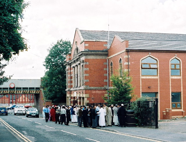 Islamic Centre, Little Harwood, Blackburn