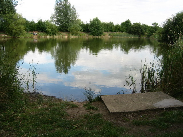 Spring Grange Fisheries, Beeby, Leicestershire