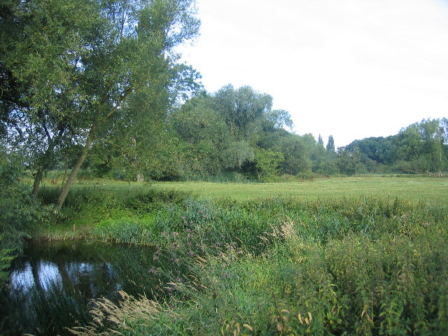 River Avon near Wolston