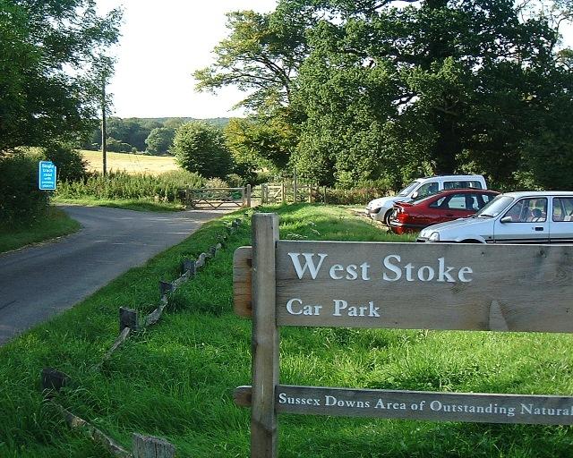 West Stoke car park