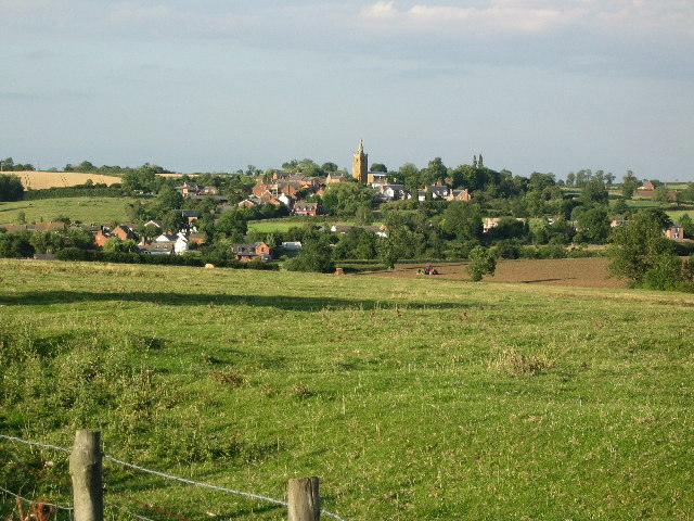 Pasture between Beeby and South Croxton