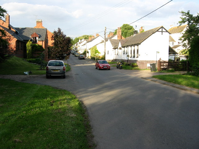 Main Street, South Croxton, Leicestershire