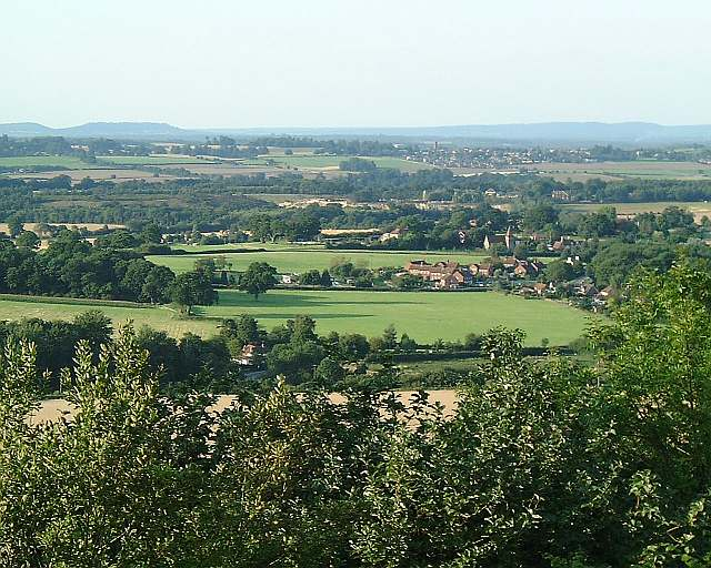 Viewpoint at Duncton Hill