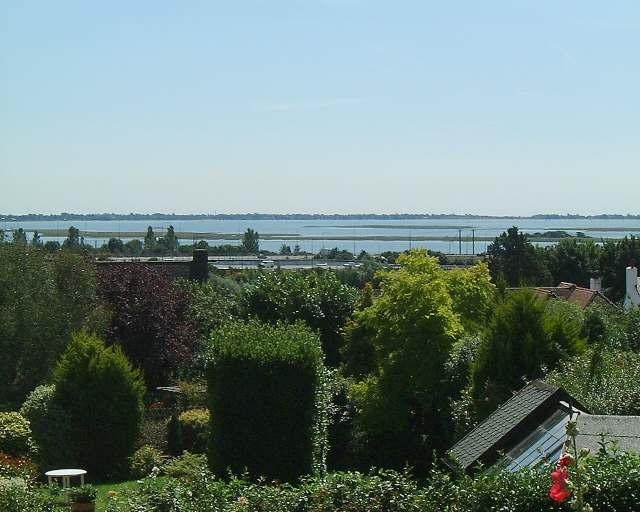 View towards Langstone Harbour
