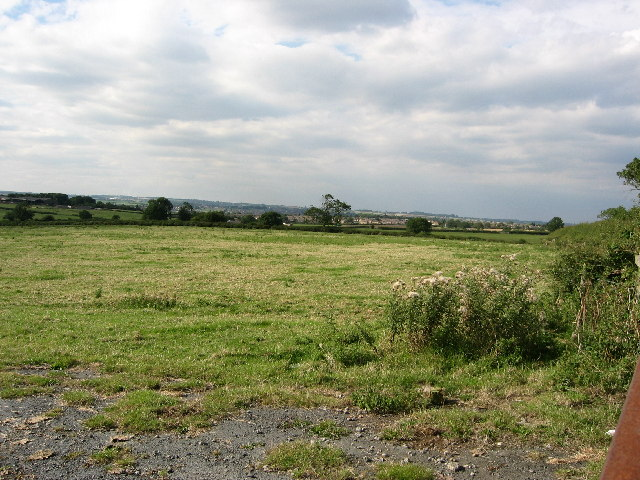 Farmland south of Melton Mowbray