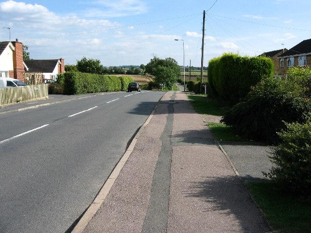 Sandy Lane, Melton Mowbray