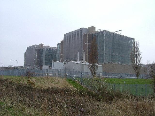 Moody Magnox (Bradwell Nuclear Power Station)