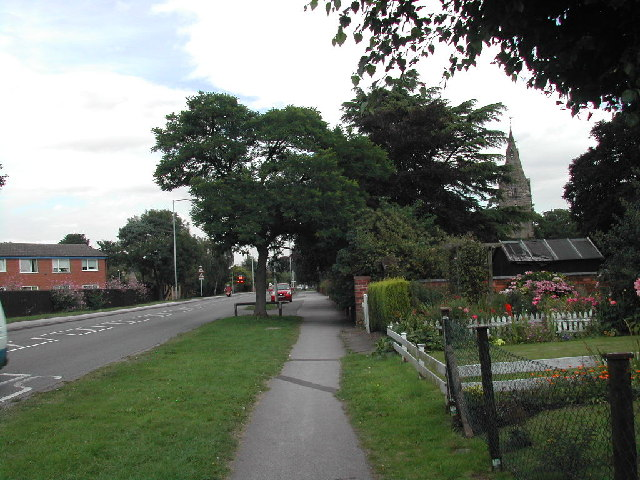 Church Road, Burton Joyce