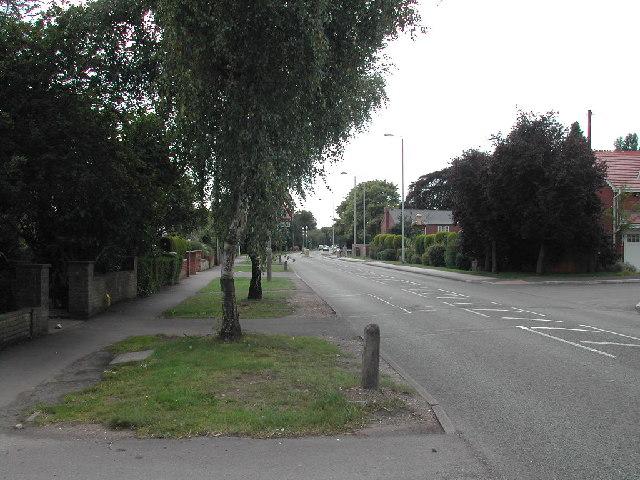 Church Road, Burton Joyce