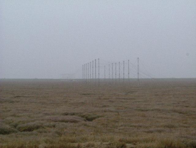 Radar and Saltmarsh