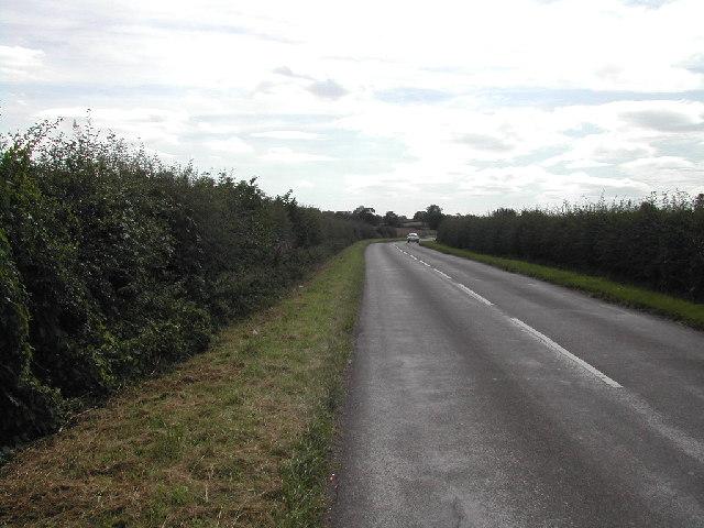 Lambley Lane, near Lowdham