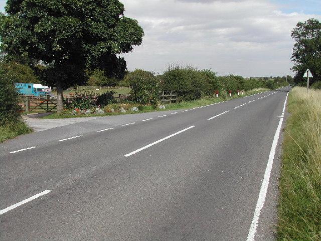 Park Lane, Lambley