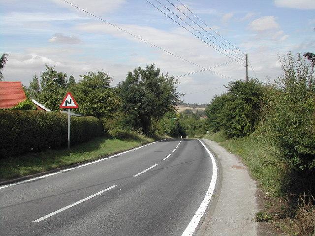 Spring Lane Lambley