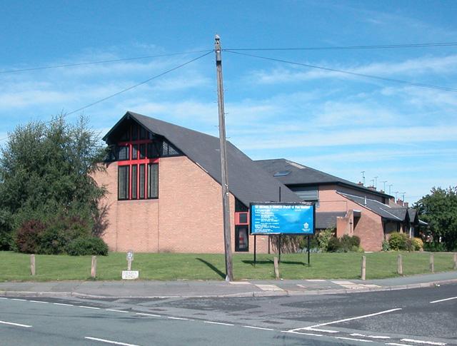 Plas Newton Parish Church