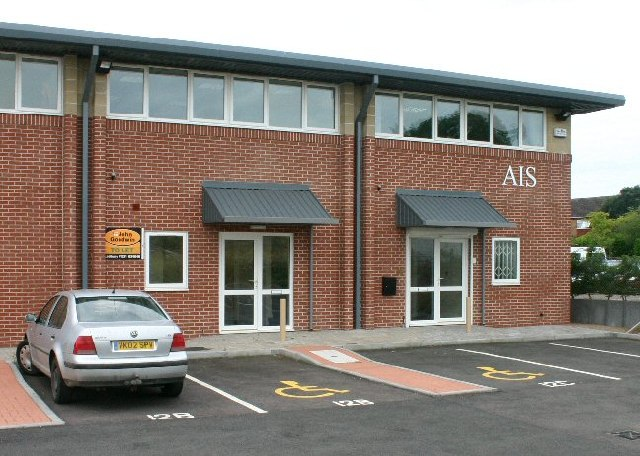 New industrial units at Newent Business Park