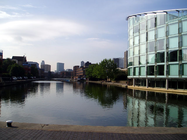 Regents Canal - City Road Basin