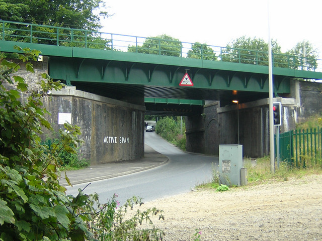 Rectory Lane Railway Bridge