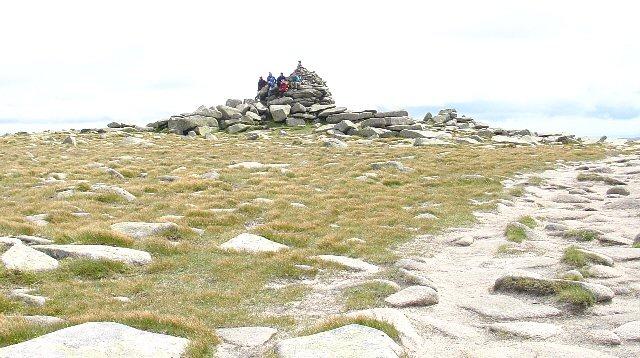 Cac Carn Mor, Lochnagar
