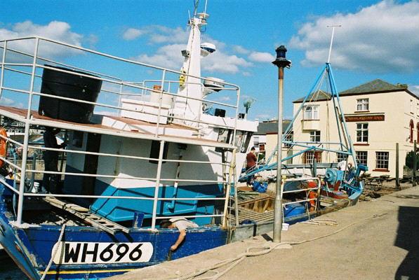 Teignmouth: New Quay