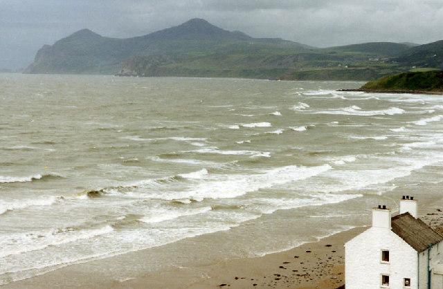 Morfa Nefyn: Porth Dinllaen beach