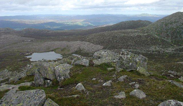 The Stuic, Near Lochnagar