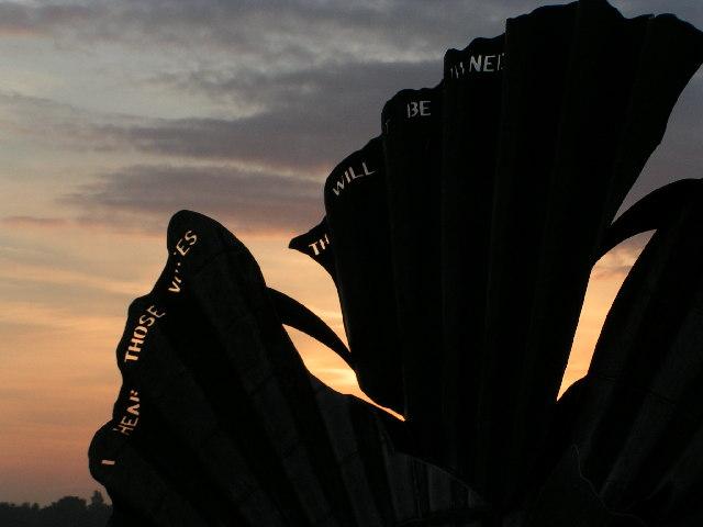 Tribute to Benjamin Britten : Words from Britten's Peter Grimes