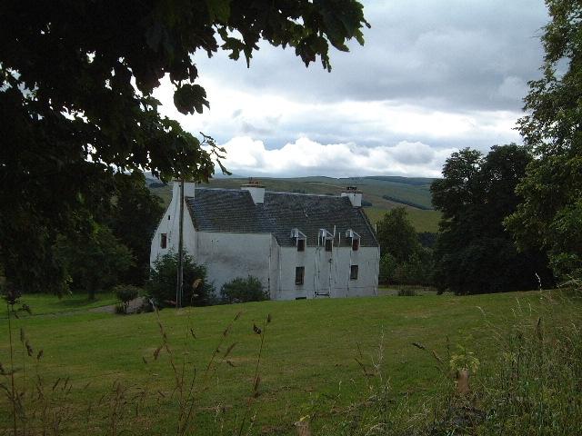 Crookston Old House
