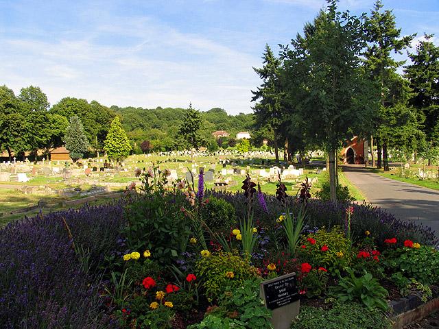 Shaw Cemetery: Newbury