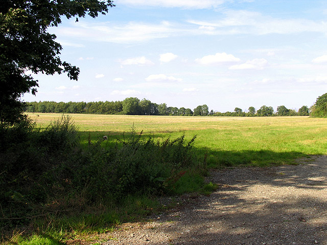 Farmland near Chievely