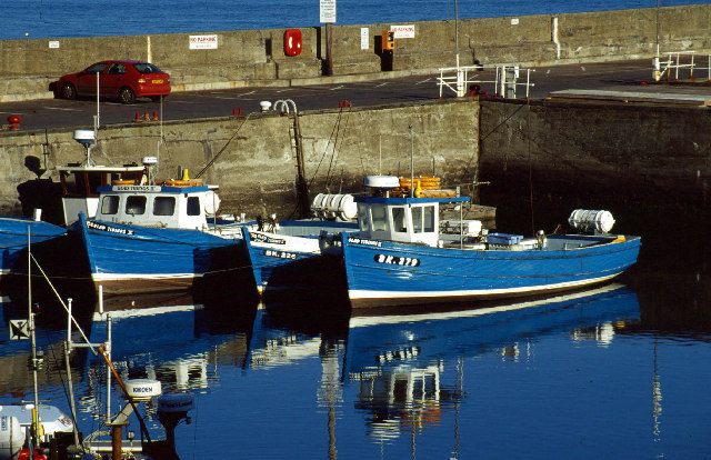The Harbour, Seahouses