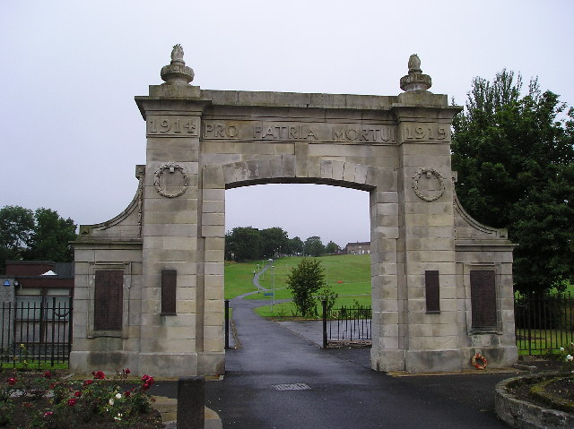 Kilbirnie War Memorial