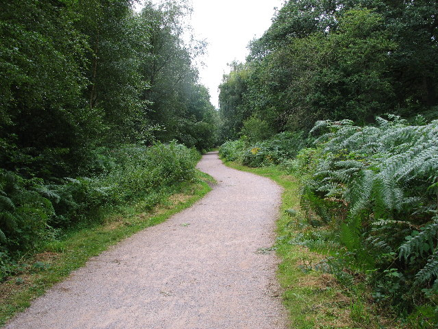 Drybrook Trail, Forest of Dean